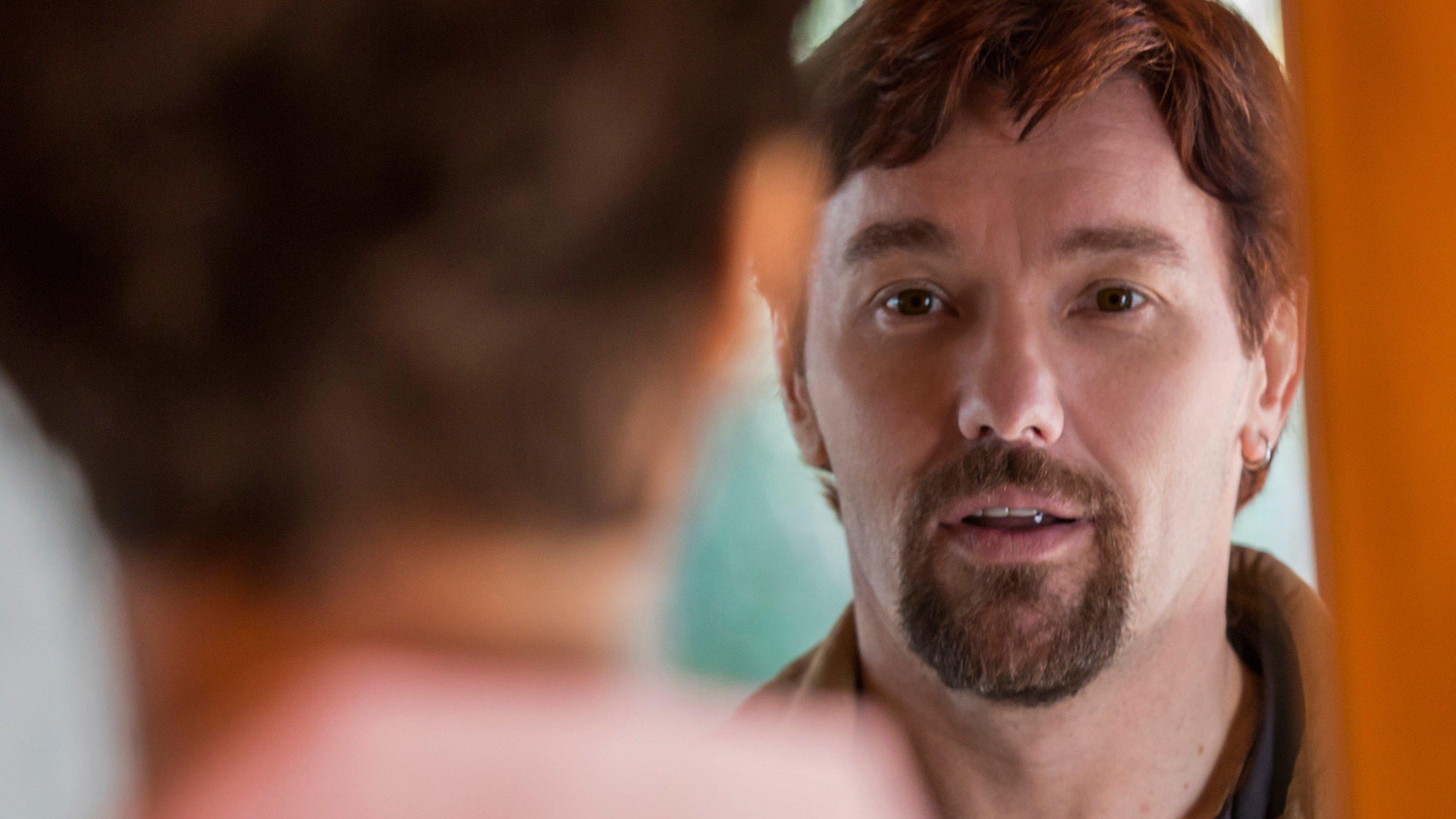 Joel Edgeton as Gordo in The Gift (2015)