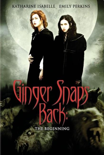 Ginger Snaps Back: The Beginning (2004) poster