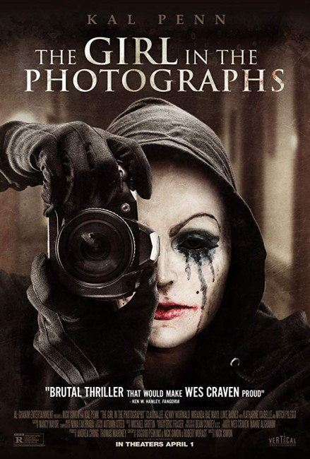 The Girl in the Photographs (2015) poster