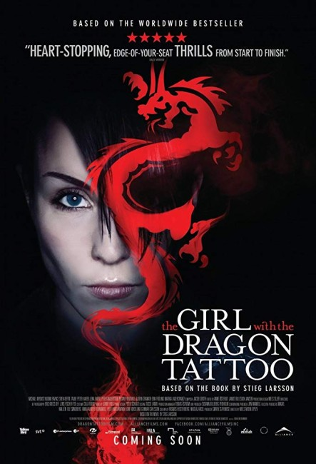 The Girl with the Dragon Tattoo (2009) poster
