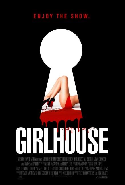 Girlhouse (2014) poster