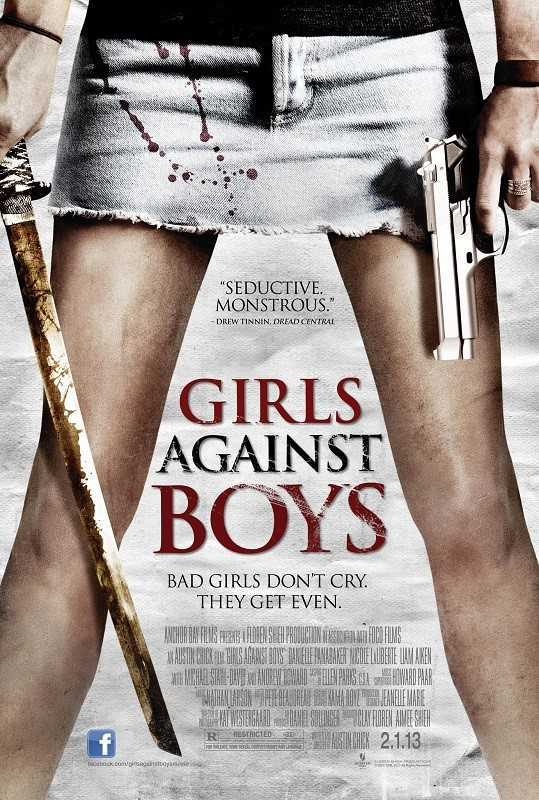Girls Against Boys (2012) poster