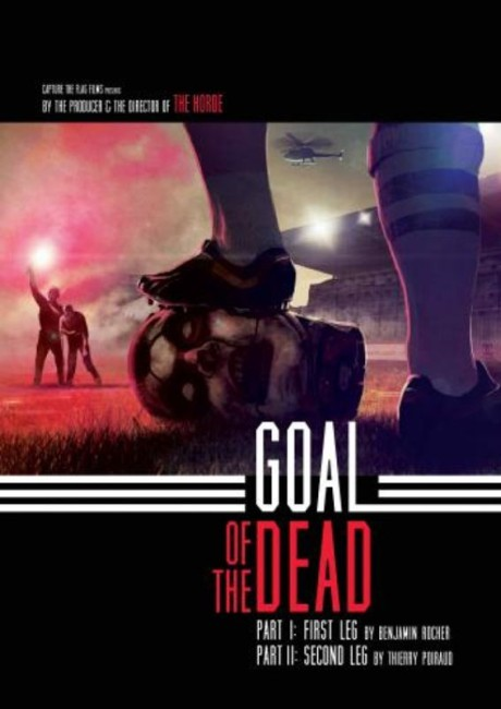Goal of the Dead (2014) poster