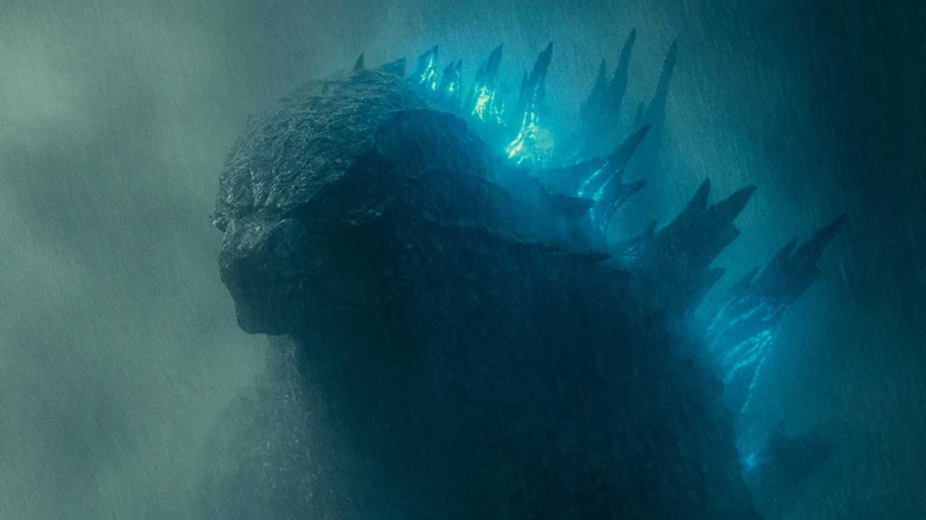 The return of Godzilla in Godzilla, King of the Monsters (2019)