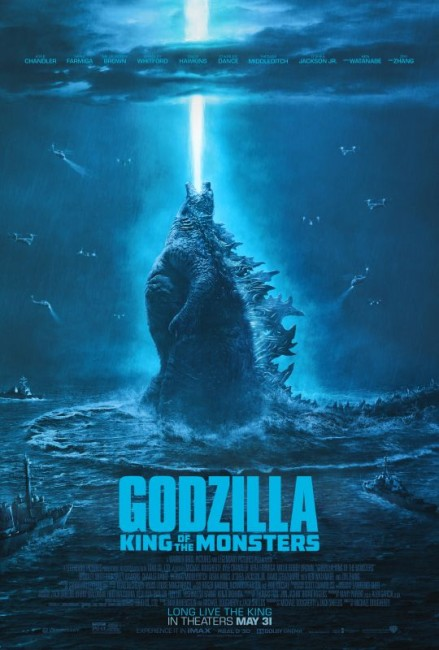 Godzilla, King of the Monsters (2019) poster