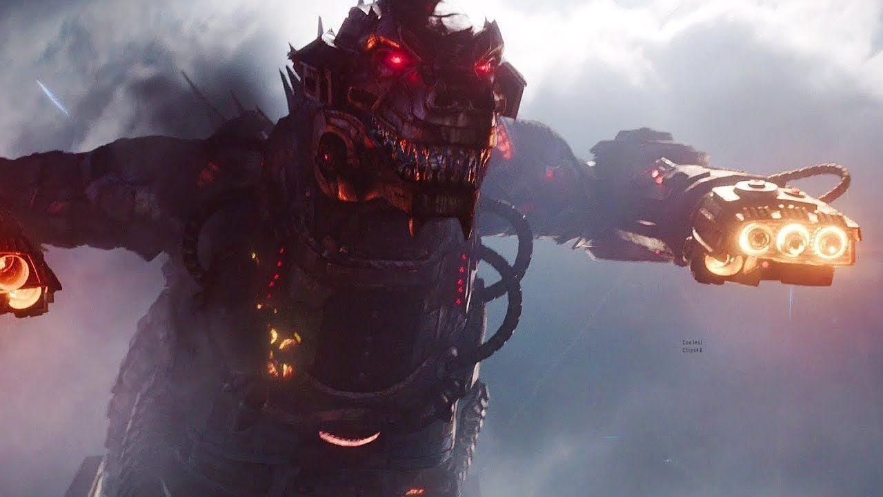 Mecha-Godzilla in Godzilla vs Kong (2021)