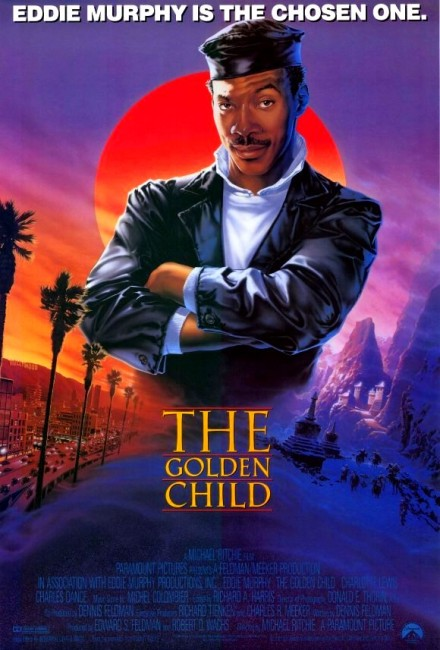 The Golden Child (1986) poster