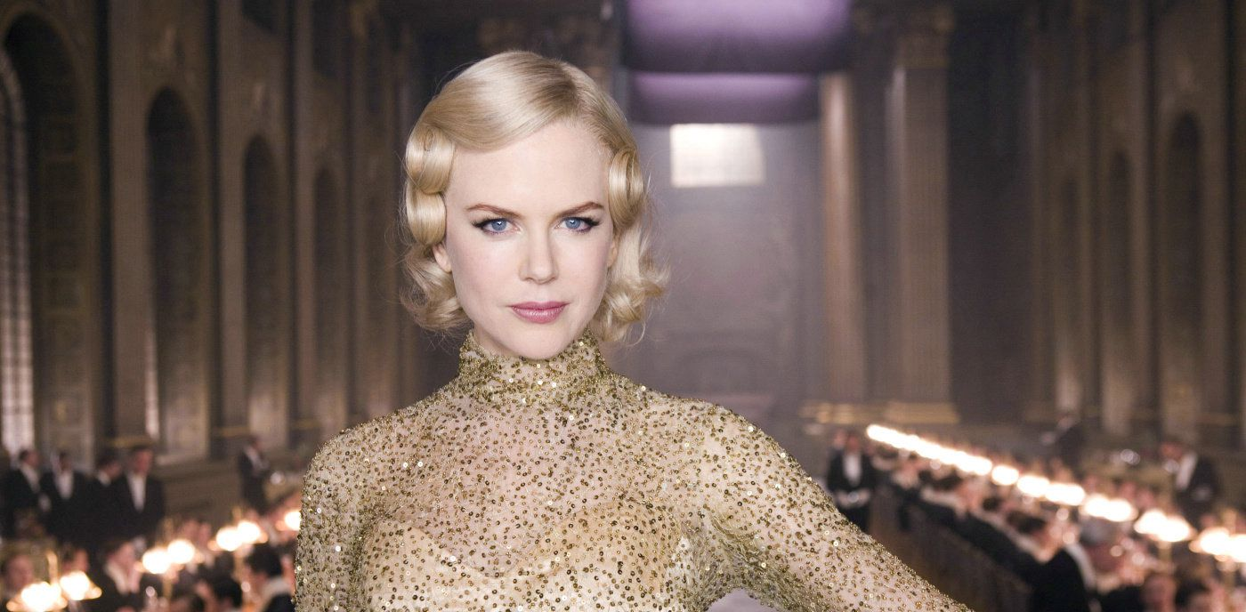 Nicole Kidman as the sinister Mrs Coulter in The Golden Compass (2007)