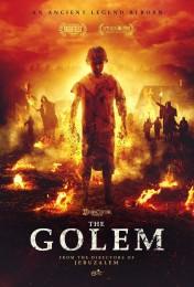 The Golem (2018) poster