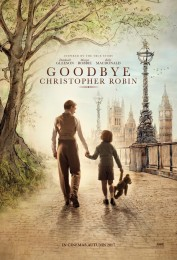 Goodbye Christopher Robin (2017) poster