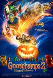 Goosebumps 2 (2018) poster