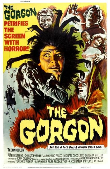 The Gorgon (1964) poster