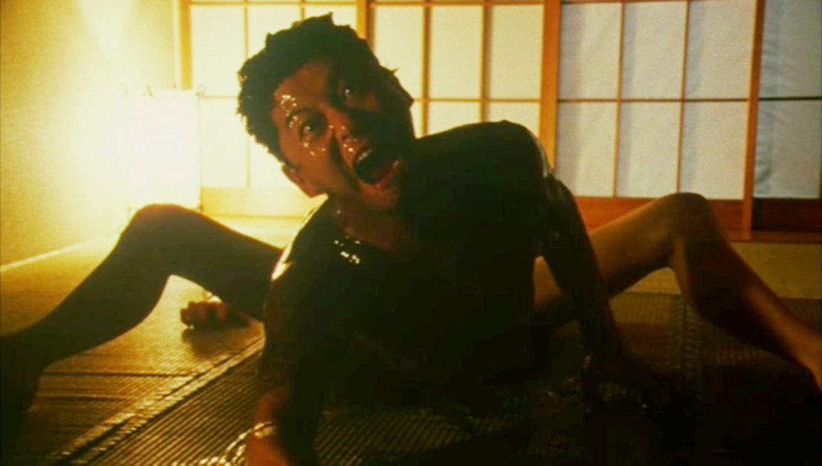 Sho Aikaaa is reborn in Gozu (2003)