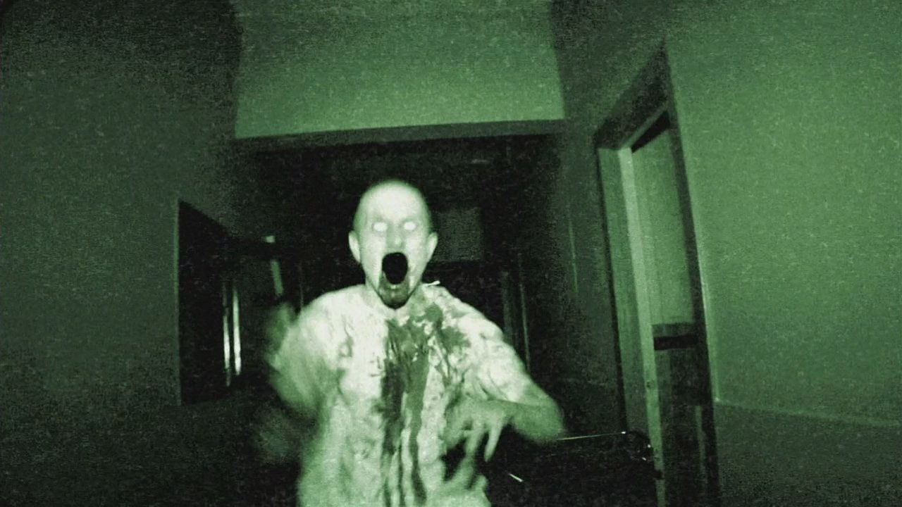 The horrors of the asylum in Grave Encounters 2 (2012)