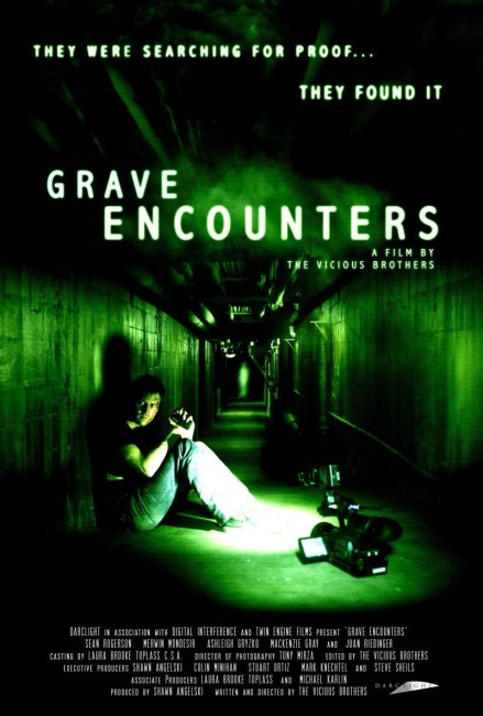 Grave Encounters (2011) poster