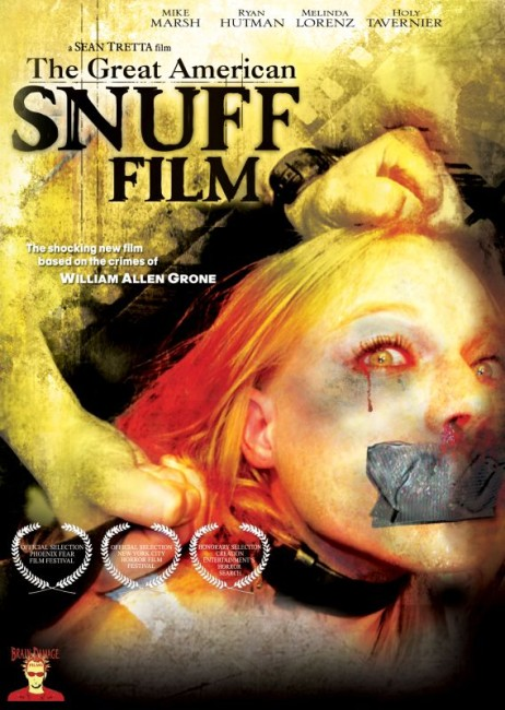 The Great American Snuff Movie (2003) poster