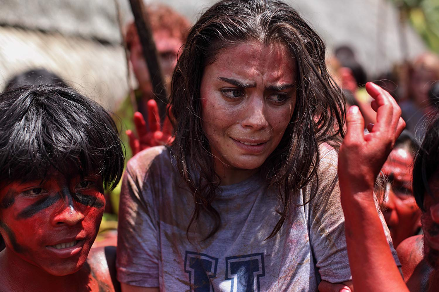 Lorenzo Izzo in The Green Inferno (2013)
