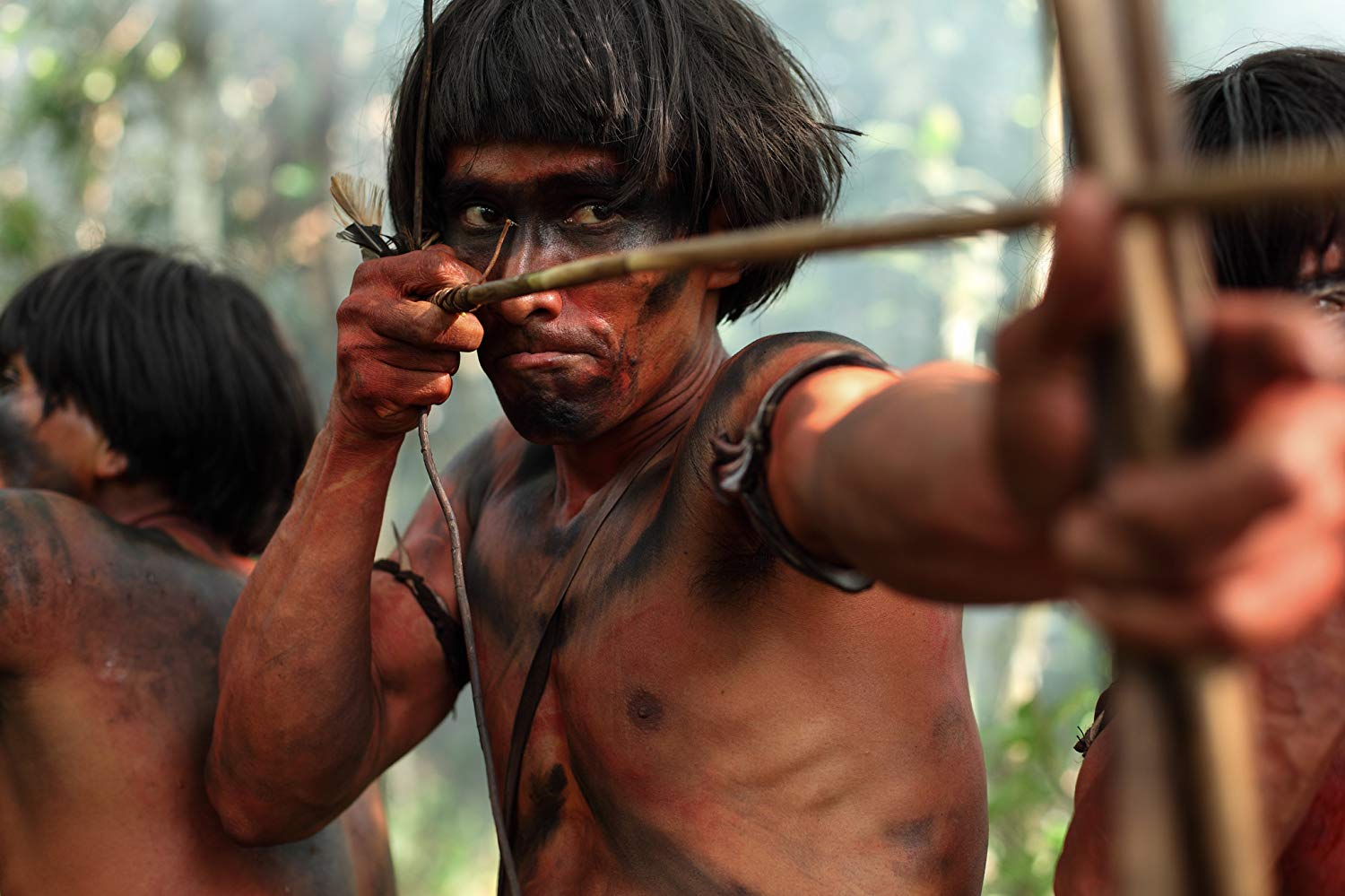 Native tribe from The Green Inferno (2013)