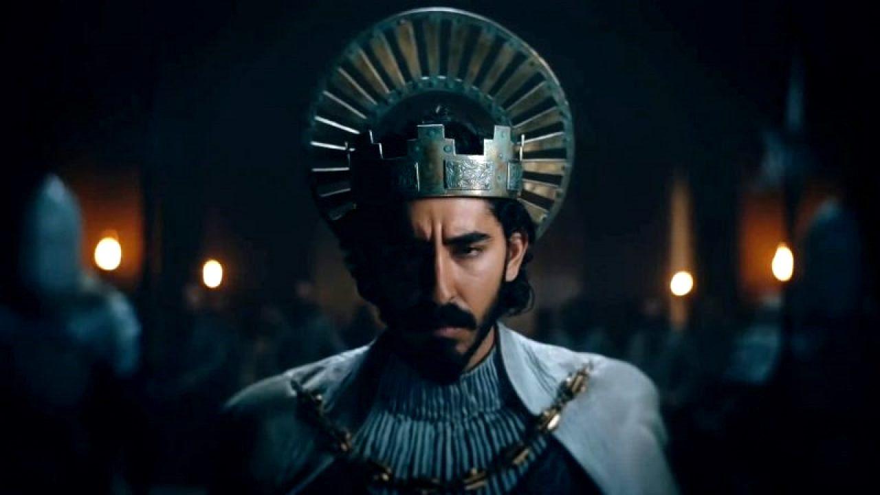 Dev Patel as Gawain in The Green Knight (2021)