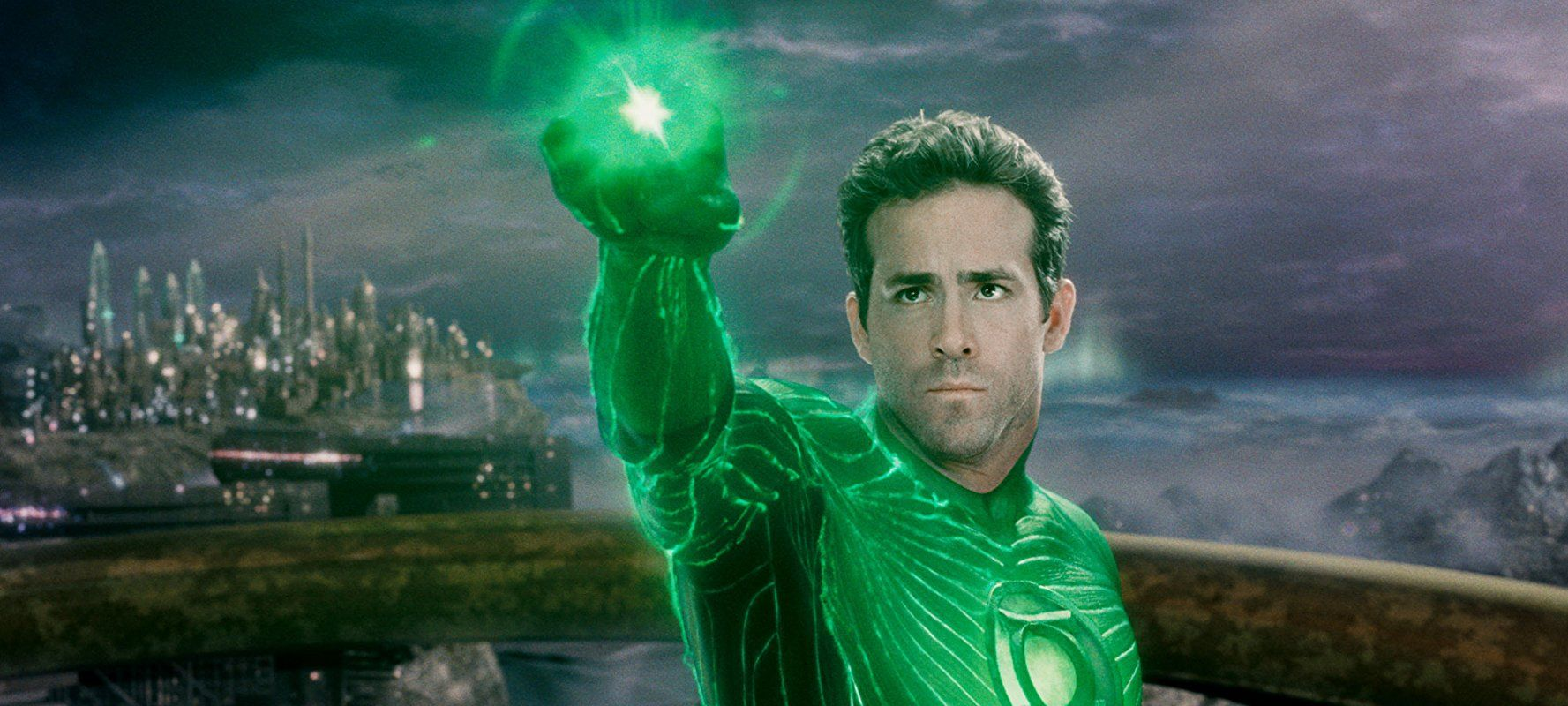 Ryan Reynolds as Green Lantern (2011)