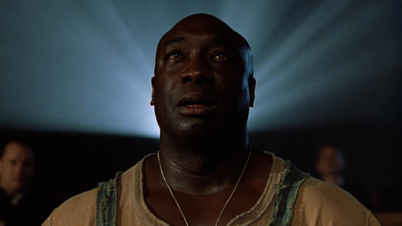 John Coffey (Michael Clarke Duncan) in The Green Mile (1999)