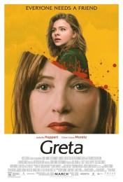 Greta (2018) poster
