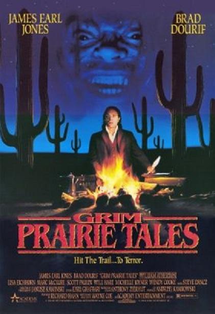 Grim Prairie Tales (1990) poster
