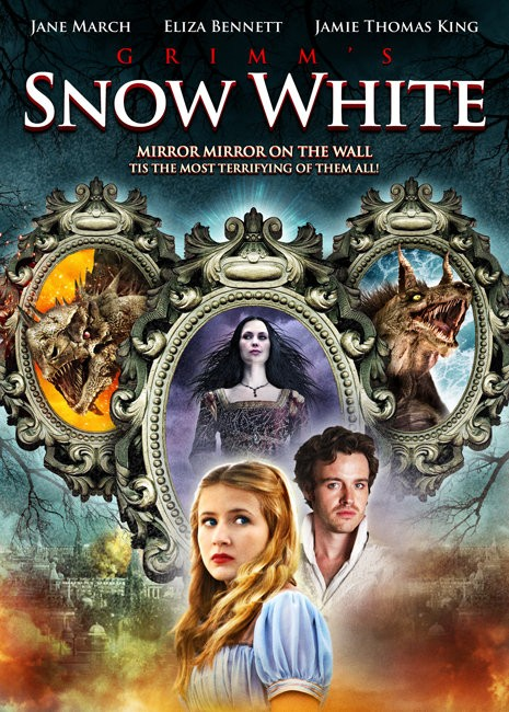 Grimm's Snow White (2012) poster