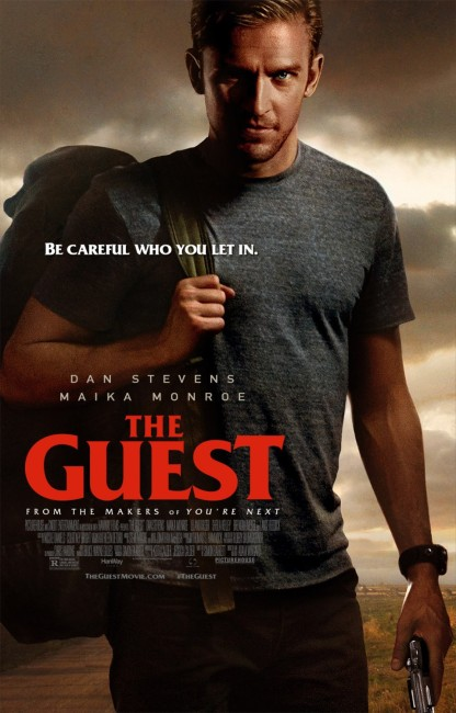 The Guest (2014) poster