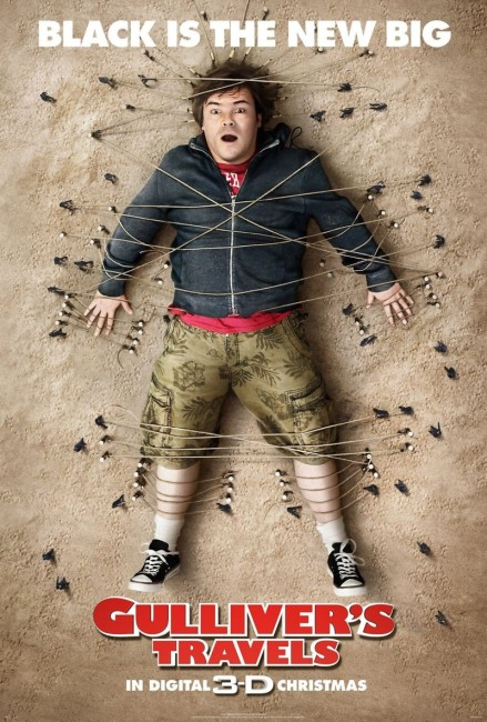 Gulliver's Travels (2010) poster