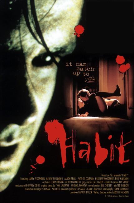 Habit (1997) poster