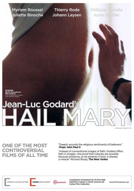Hail Mary (1984) poster