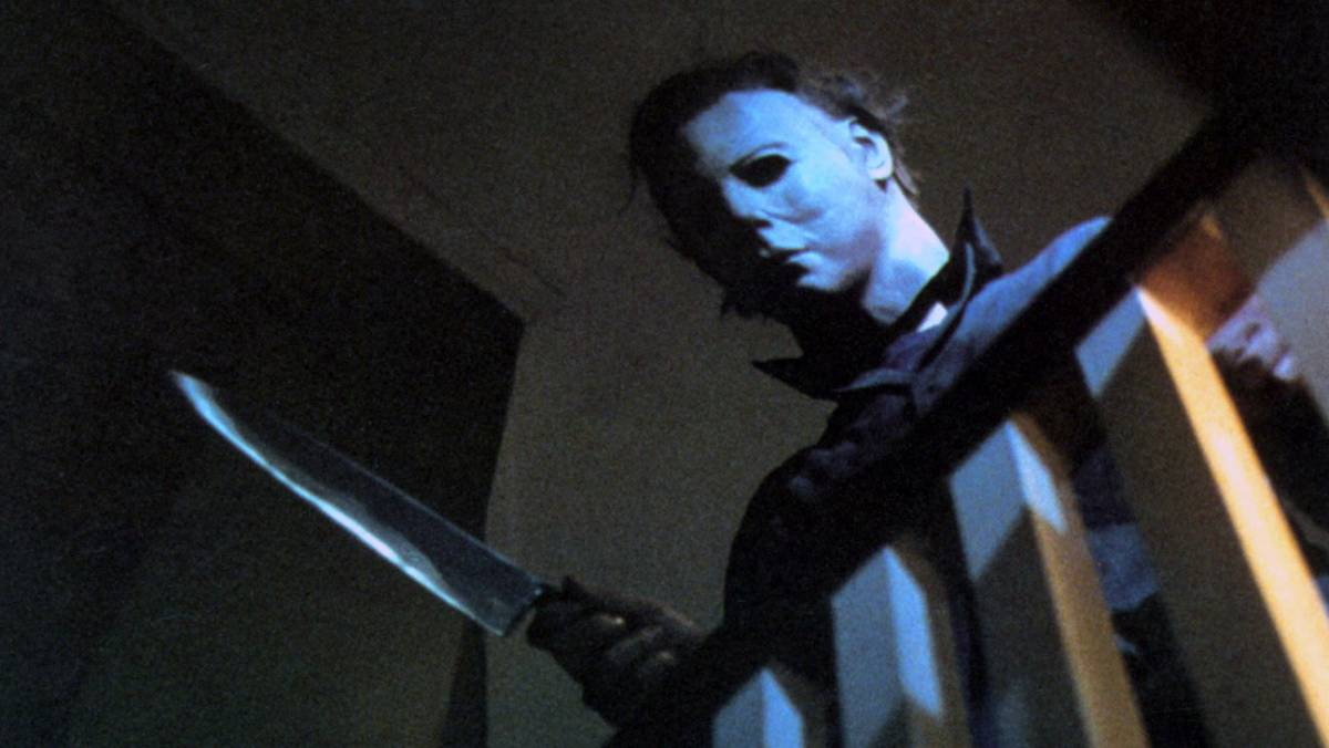 The Shape, Michael Myers (Nick Castle) in Halloween (1978)