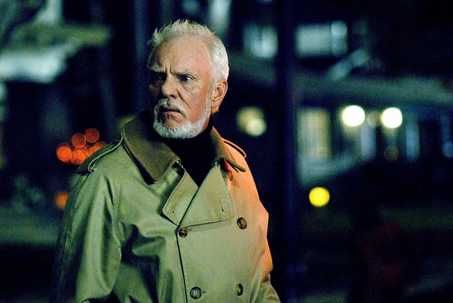 Malcolm McDowell as Dr Loomis in Halloween (2007)