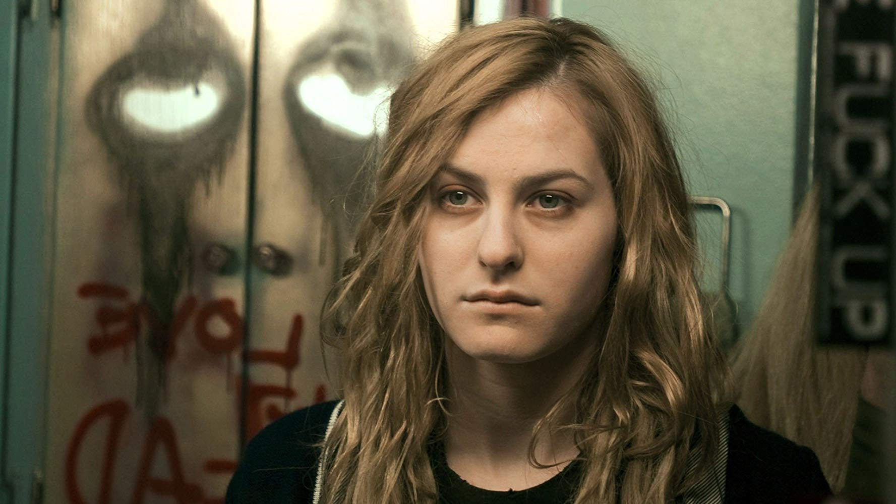 Scout Taylor-Compton as a now traumatised Laurie Strode in Halloween II (2009)