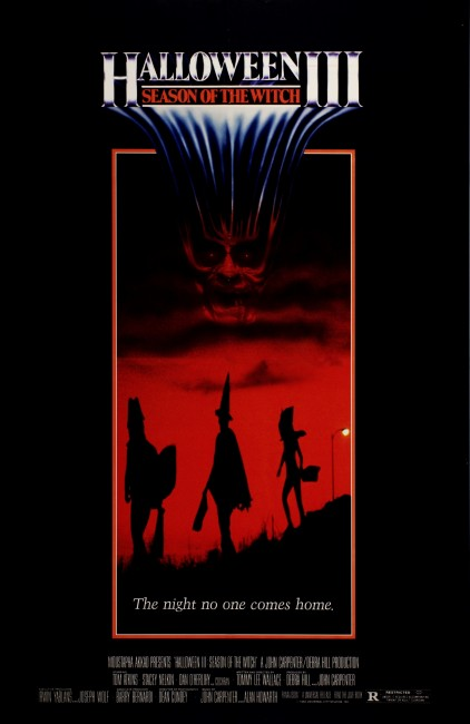 Halloween III Season of the Witch (1982) poster