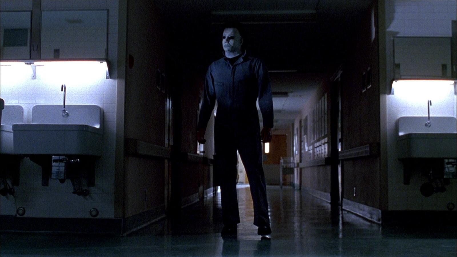 George P. Wilbur as Michael Myers in Halloween: The Curse of Michael Myers (1995)