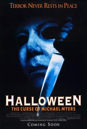 Halloween: The Curse of Michael Myers (1995) poster