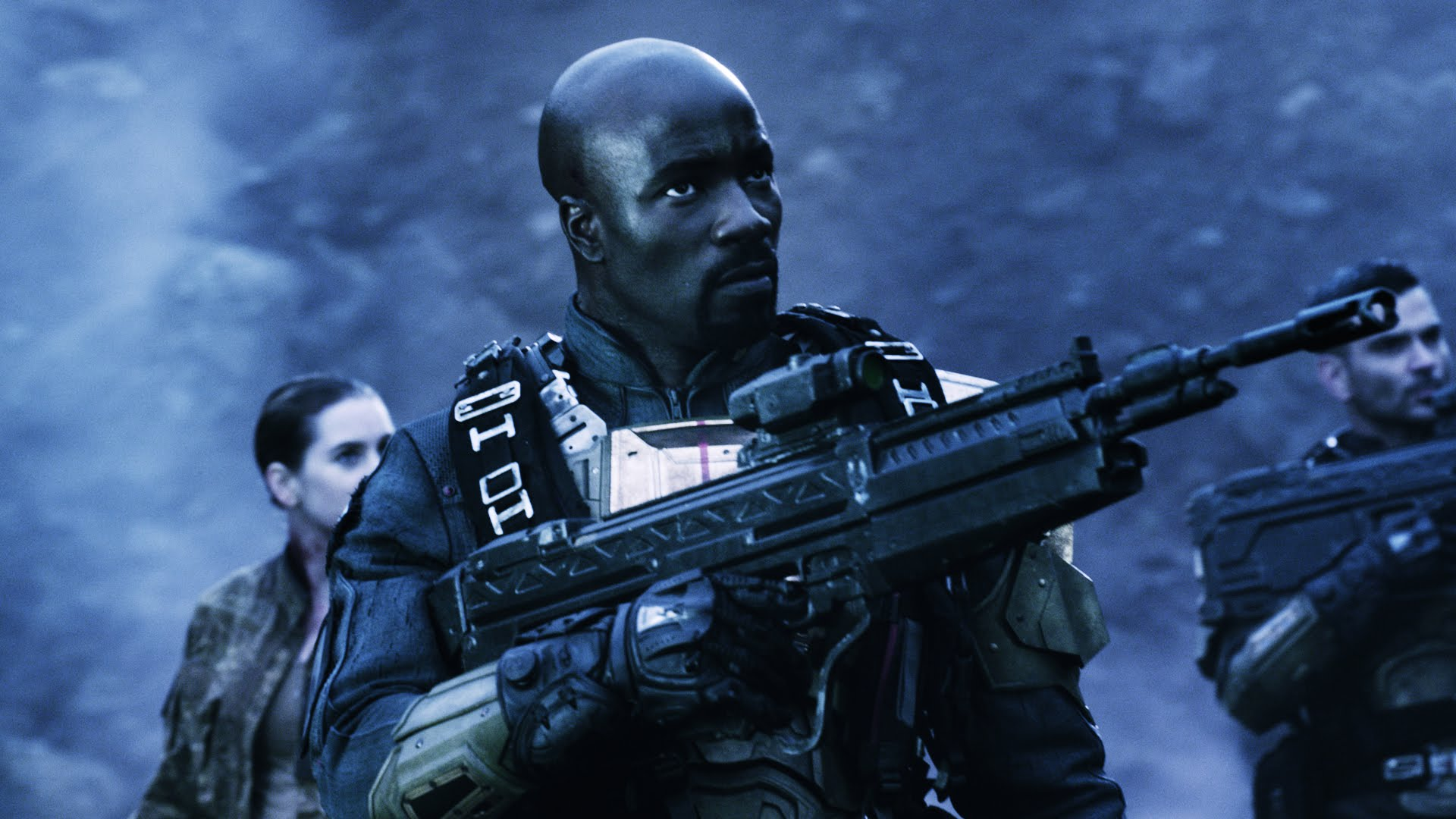 Mike Colter in Halo Nightfall (2014)