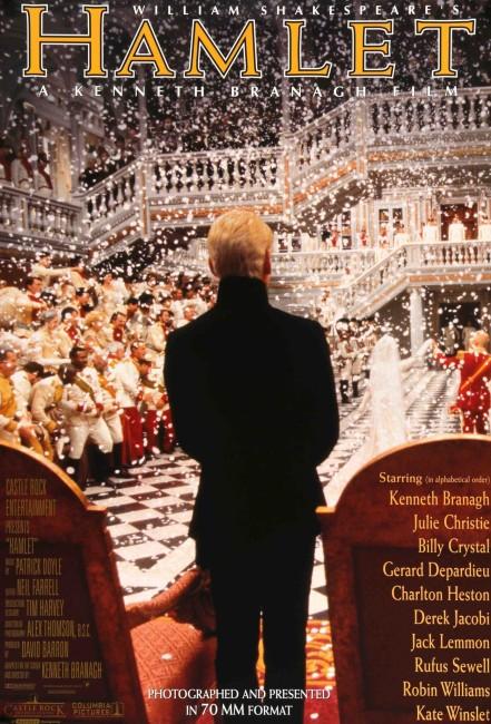Hamlet (1996) poster