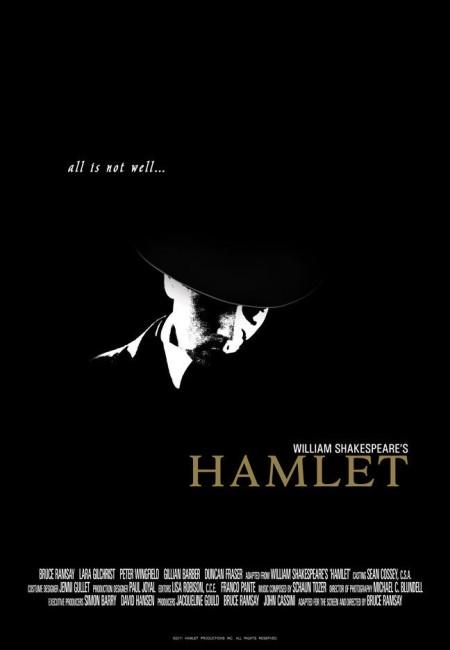 Hamlet (2011) poster