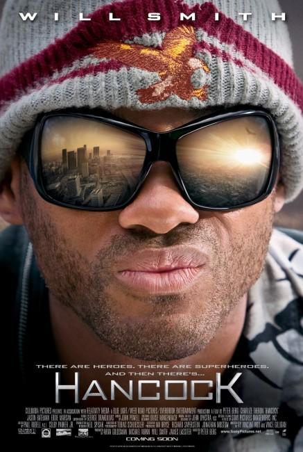 Hancock (2008) poster
