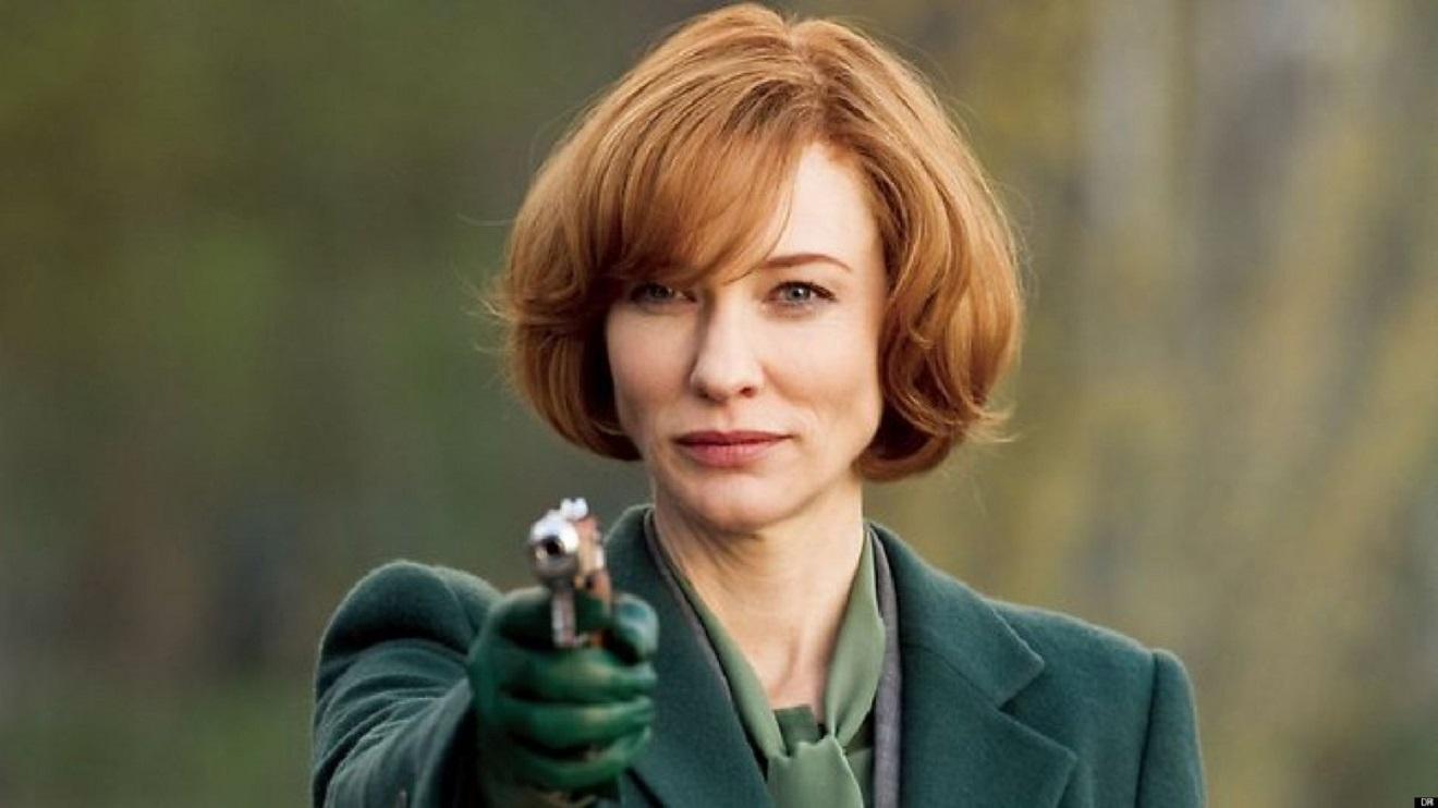 Cate Blanchett as CIA nemesis Marissa Wiegler in Hanna (2011)