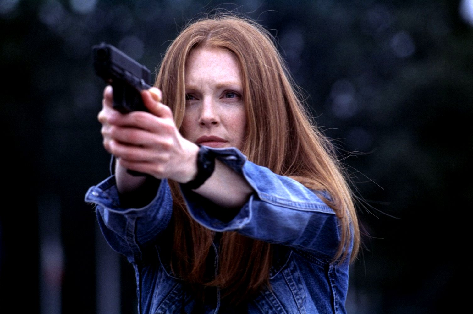 Julianne Moore as the replacement Clarice Starling in Hannibal (2001)