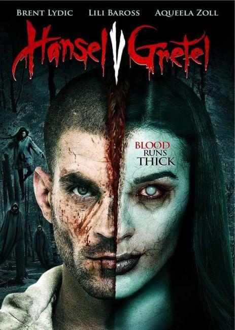 Hansel vs Gretel (2015) poster