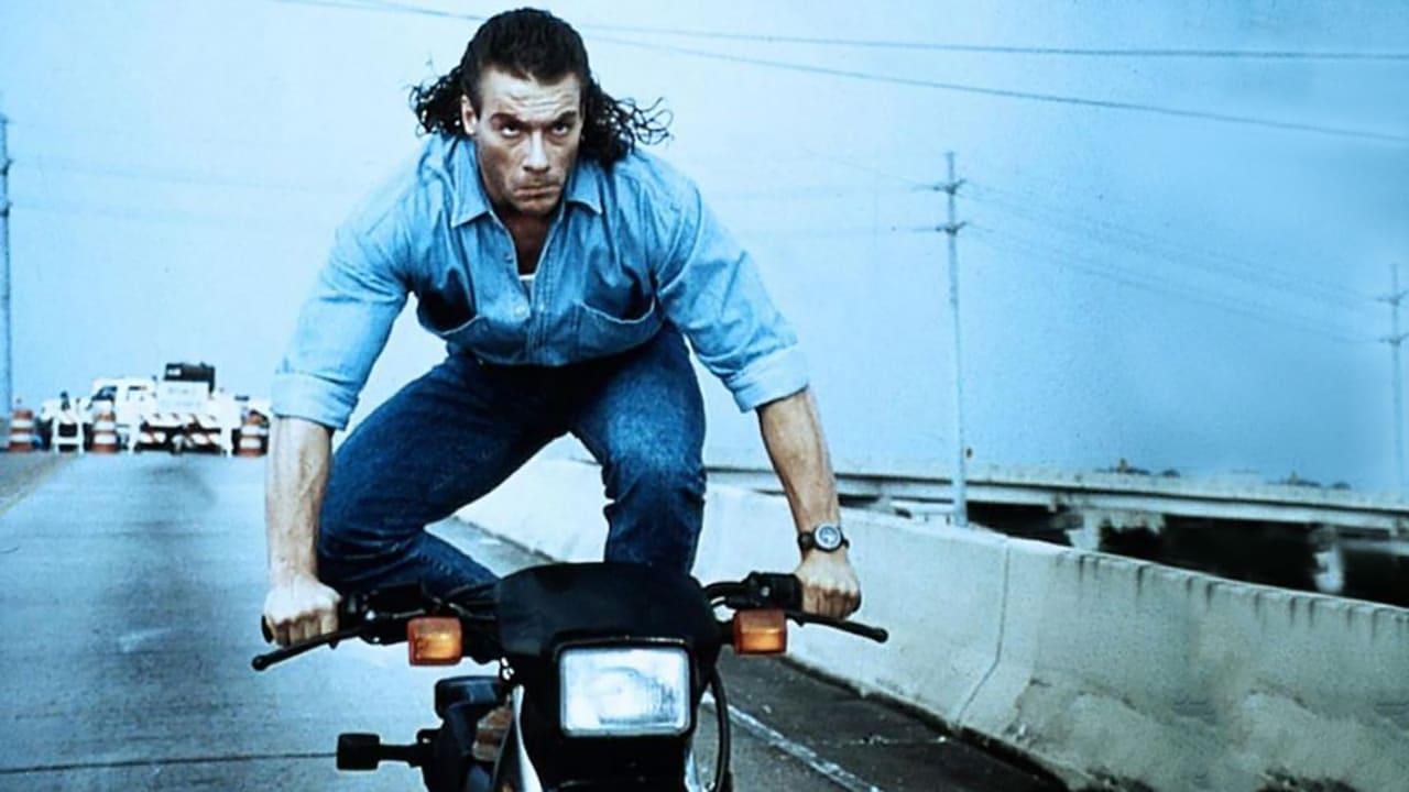 Jean-Claude Van Damme in action in Hard Target (1993)