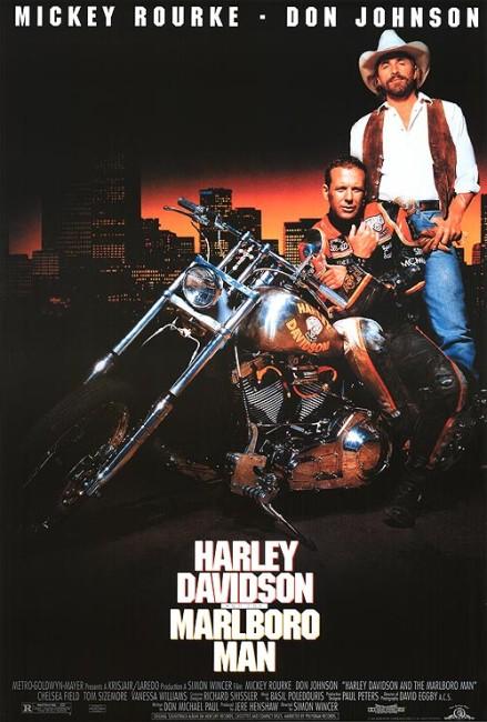 Harley Davidson and the Marlboro Man (1991) poster