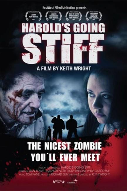 Harold's Going Stiff (2011) poster