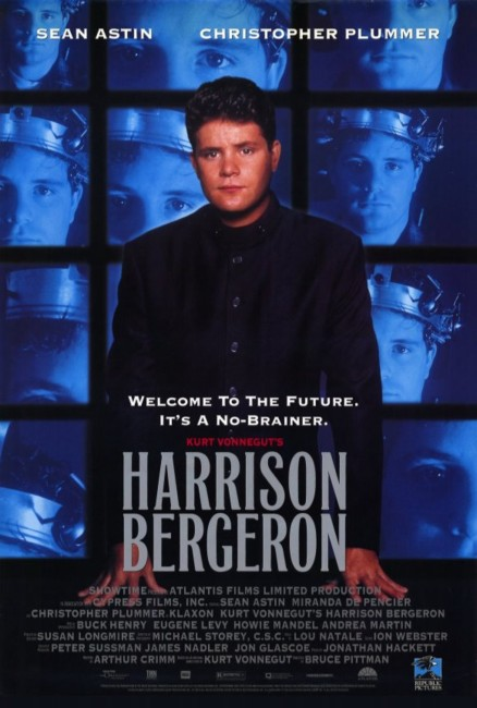 Harrison Bergeron (1995) poster