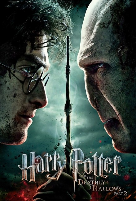 Harry Potter and the Deathly Hallows Part 2 (2011) poster